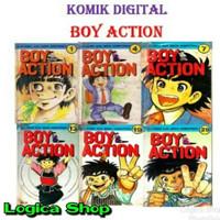 Komik Digital Boy Action 1-34 Lengkap (ebook)
