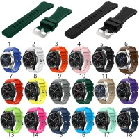 Samsung Gear S3 Silicone Replacement Strap