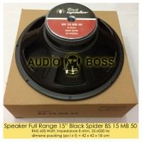 Speaker Full Range 15