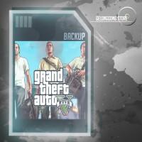 Backup Steam Original Grand Theft Auto V (GTA 5) Last Update