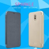 Nillkin Flip Case (Sparkle) - Samsung Galaxy J7+ / J7 Plus / C7 (2017)