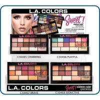 LA COLORS Sweet 16 Color Eyeshadow