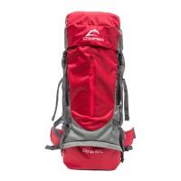 Review Tas Carrier|Tas Gunung Canifer 50 L Merah Di Tangerang Selatan - Earlinebestore