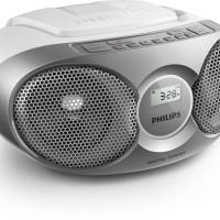 Philips AZ215S Soundmachine CD Player Radio