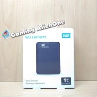 WD Elements 1TB - HDD 1 TB Hardisk Harddisk External Eksternal Element