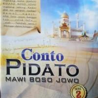 Contoh Pidato Bahasa Jawa 2