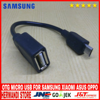 OTG SAMSUNG GALAXY CABLE KABEL MICRO USB FOR ASUS XIAOMI LENOVO OPPO