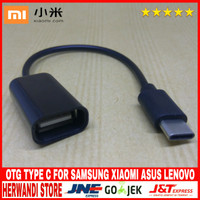 OTG TYPE C USB CABLE KABEL FOR SAMSUNG ASUS XIAOMI LENOVO