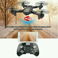 Ready Drone Visuo XS809HW VGA Wifi HD Camera Android/IOS