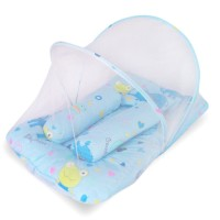 Harga limited edition kasur bayi lipat berkelambu dasar warna motif | Pembandingharga.com