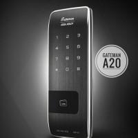 Gateman Digital Lock A20 IH Kunci Pintu dengan Kartu dan PIN