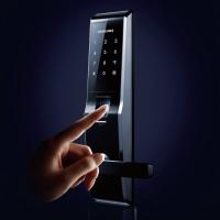 Samsung Smartdoorlock SHS H-700 Kunci Pintu dengan Sidik Jari dan PIN