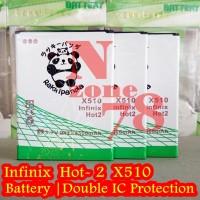 BATERAI INFINIX HOT 2 X510 DOUBLE POWER PROTECTION