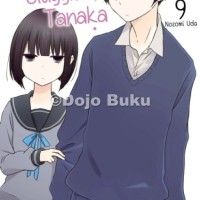 Komik Seri: The Sluggish Tanaka ( Nozomi Uda )