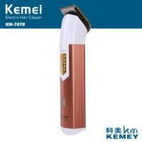 KEMEI KM-707B Professional Rechargable Men Women Hair Clipper