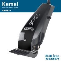 KEMEI KM-8819 Powerful Ceramic Titanium Stainless Steel Hair Clipper