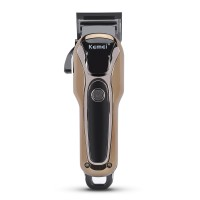 KEMEI KM-1990 Electric Rechargeable Hair Clipper Trimmer
