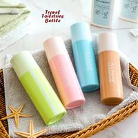 Travel Toiletris Bottle (Botol untuk tempat sikat gigi, odol)
