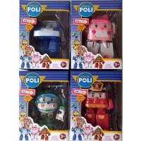 Robocar Poli / Robocar Cars / Tobot Cars / Mobil jadi robot