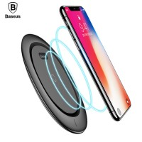 Baseus Desktop Qi Wireless Charger For iPhone X 8 Plus Samsung Note 8