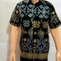 Jual Baju Batik Pria | Batik Kerja|Kantor | Kemeja Batik Prada