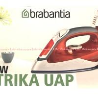 Brabantia Setrika Uap 1400 W Orange dengan Lampu Indikator 2100 gr