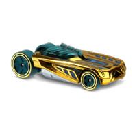 Pharodox Gold / Emas Treasure Hunt Reguler TH- HW Hotwheels Hot Wheels