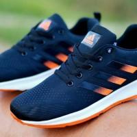 Harga promo sandal sepatu olahraga sport casual adidas zoom men | Pembandingharga.com