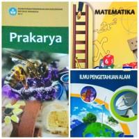 Paket Buku SMP Kelas 8 Semester 2 Kurikulum 2013 Edisi 2017
