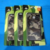 Army Case For Xiaomi Redmi 4X Xiomi Softcase Casing Cover Hp
