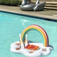 Harga rainbow cloud floating bar untuk makanan dan minuman | antitipu.com