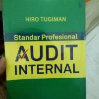 standar profesional audit internal - hiro Tugiman - Kanisius - buku as