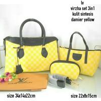 Lv virzha set 3 in1 mono yellow K