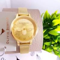 jam tangan wanita merk olivia burton bee