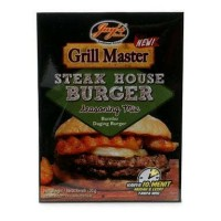 Jual Jays Grill Master Steak House Burger Seasoning Mix/Bumbu Daging Burger Murah