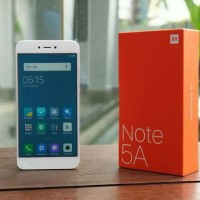 HP XIAOMI REDMI NOTE 5A / HP Xiaomi Mi 5 A RAM 2/16GB 4G LTE ORIGINAL