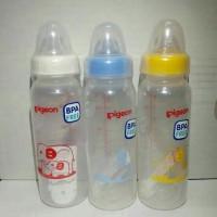 Jual Pigeon Botol Susu Bayi Dengan Regulator BPA Free Standar 240 ml Murah