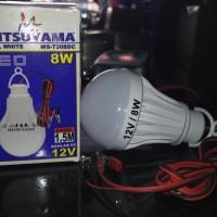 Bohlam LED DC 12v Mitsuyama