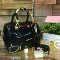 TAS WANITA - SPEEDY JELLY GLITER ( Michael Kors Louis Vuitton Dior )