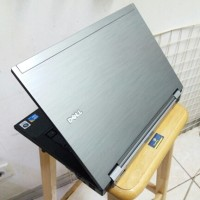 Laptop Core i5 4GB DELL USA, Laptop Bekas Second Seken Merk Mangga Dua