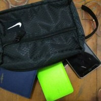 handbag sporty / handbag nike / pouch bag