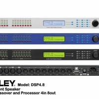 speaker manageman ASHLEY DSP 4.8(hitam,biru)