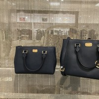 Tas Wanita Michael Kors Small Kellen Navy Bag Original