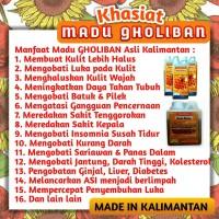 Harga gholiban madu hutan kalimantan madu gholiban asli hutan | Pembandingharga.com
