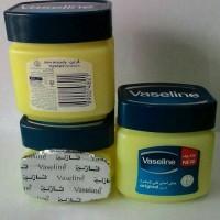 Vaseline Pure Petroleum Jelly 60ML - Vaselin 100% Asli Made in Arab
