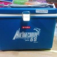 LION STAR Marina Cooler 6S Box Ice Kotak Tempat Es 6 S 5,5 Liter 5,5Lt
