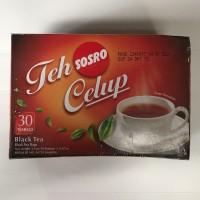 Teh Celup Sosro 30 Teabags / Isi 30 Sachet Pcs Tea Bags / Grosir Promo