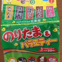 Furikake Mini Sachet Marumiya Noritama Variety