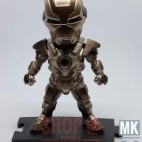 Chibi Iron Man 3 Action Figure Tank Mark 24, Mainan