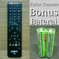 REMOT REMOTE TV SANYO LCD/LED